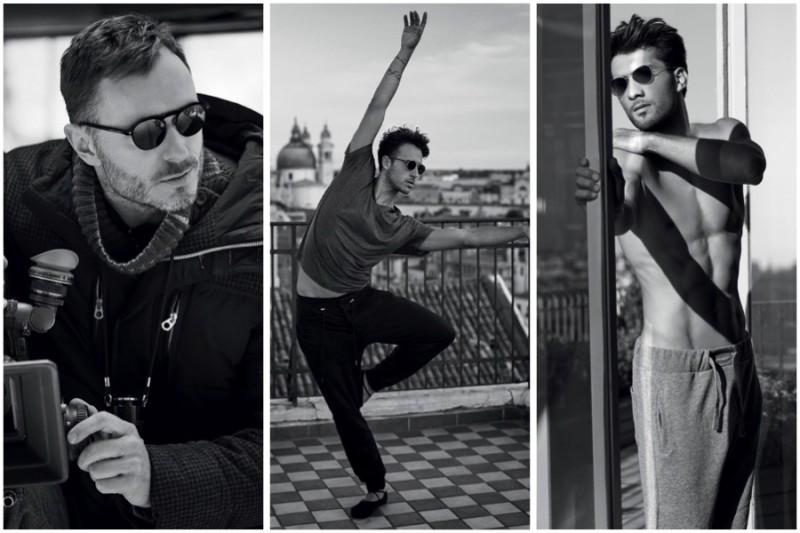 Giorgio Armani Frames of Life 2016 Campaign