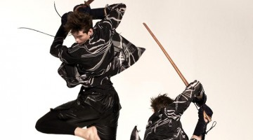 Strength of Spirit: Harrods Transforms Sporty Styles for the Modern Samurai