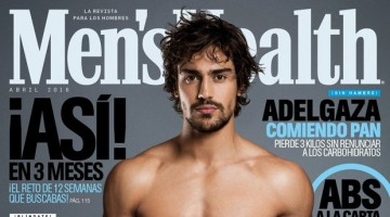 Ignacio Ondategui Snags Another Men's Health Spain Cover