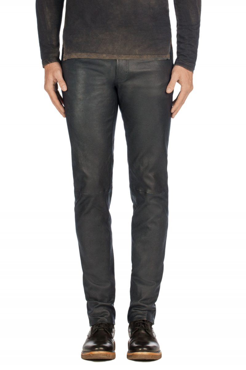 J Brand Tyler Leather Pants