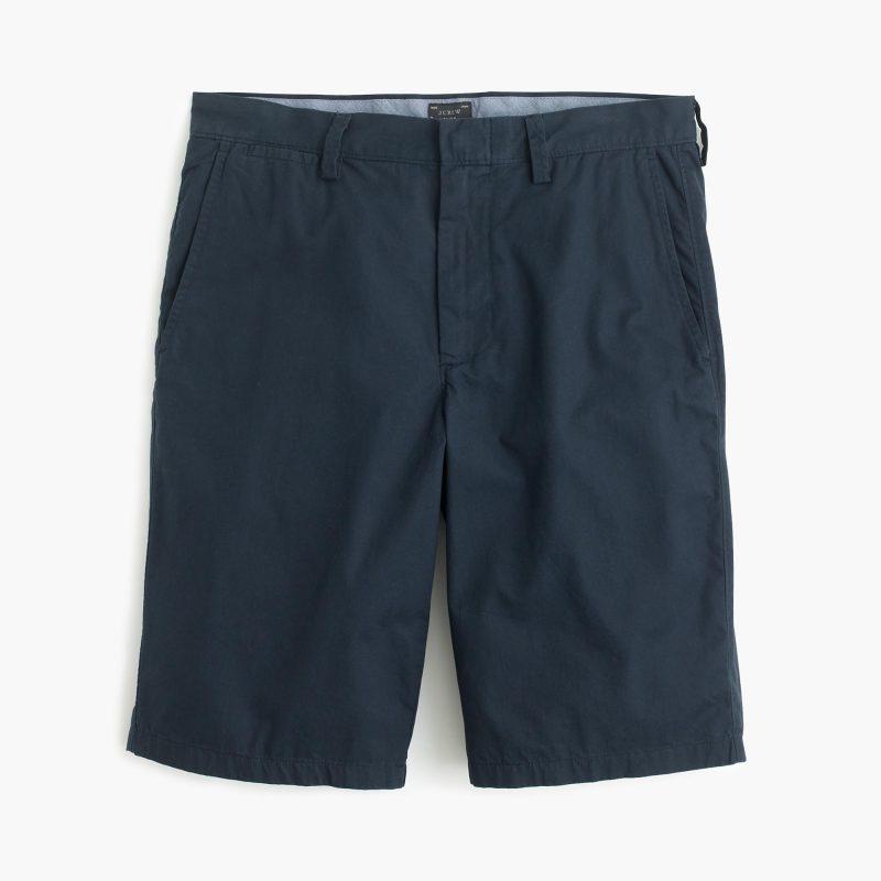 J.Crew Club Shorts in Navy