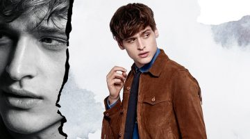 J.Lindeberg's Chic Western Styles Make for an Inspiring Campaign