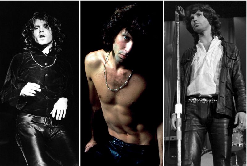 Jim Morrison Leather Fashions