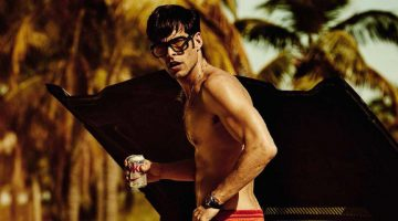 Miami to Havana: Jon Kortajarena Embraces Retro Inspired Fashions for GQ España
