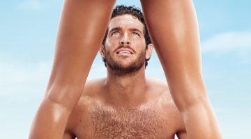 Justice Joslin Fronts Provocative JOOP! Homme Sport Fragrance Campaign