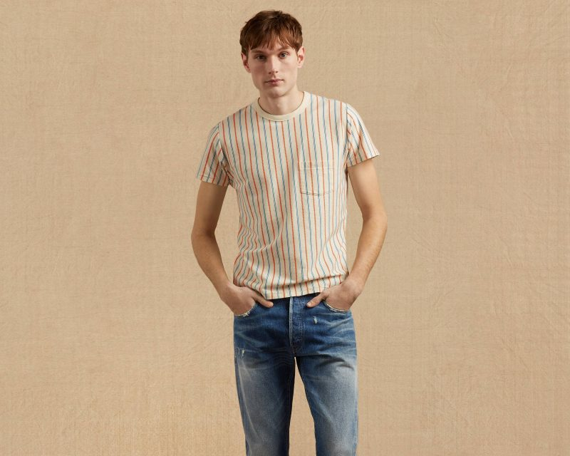 Levi's Vintage Clothing 1960 Stripe T-Shirt