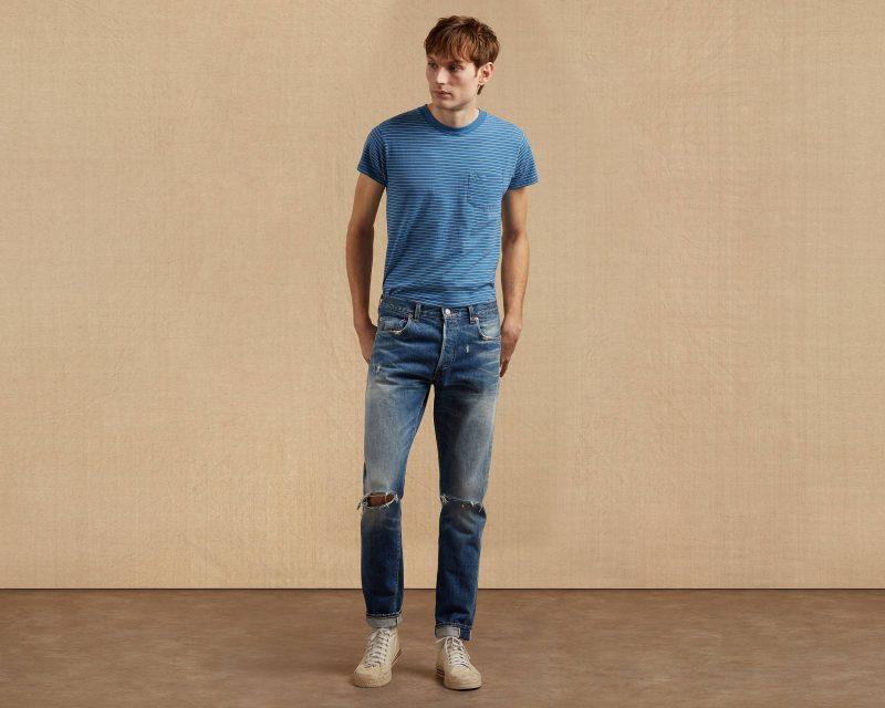 Levi's Vintage Clothing 1966 501 Jeans