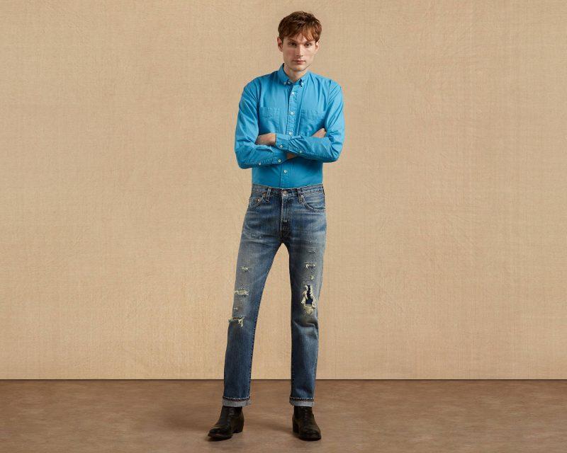 Levi's Vintage Clothing 1967 505 Jeans