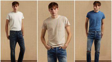 Revisit Denim Classics & More with Levi's Vintage Clothing