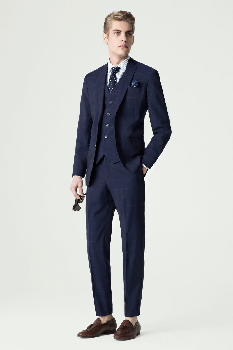 Mango Man 2016 Suit Style Guide