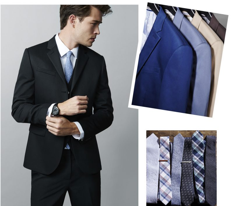 Express Mens Wedding Style Guide