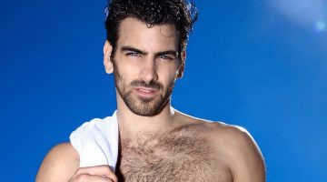 Nyle DiMarco is Ready for a California Summer with 2(X)IST