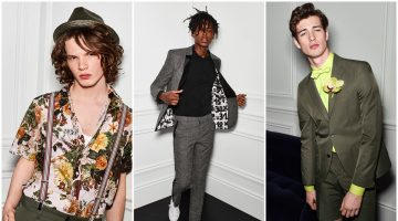 Simons Inspires with Modern Prom Styles