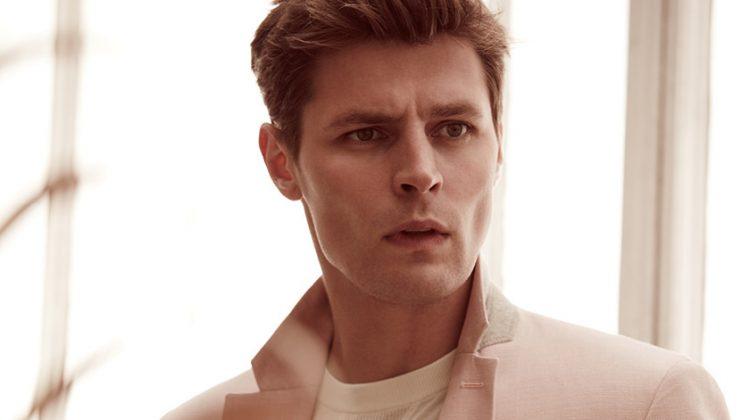 At First Light: Reiss Spotlights Summer Tailoring