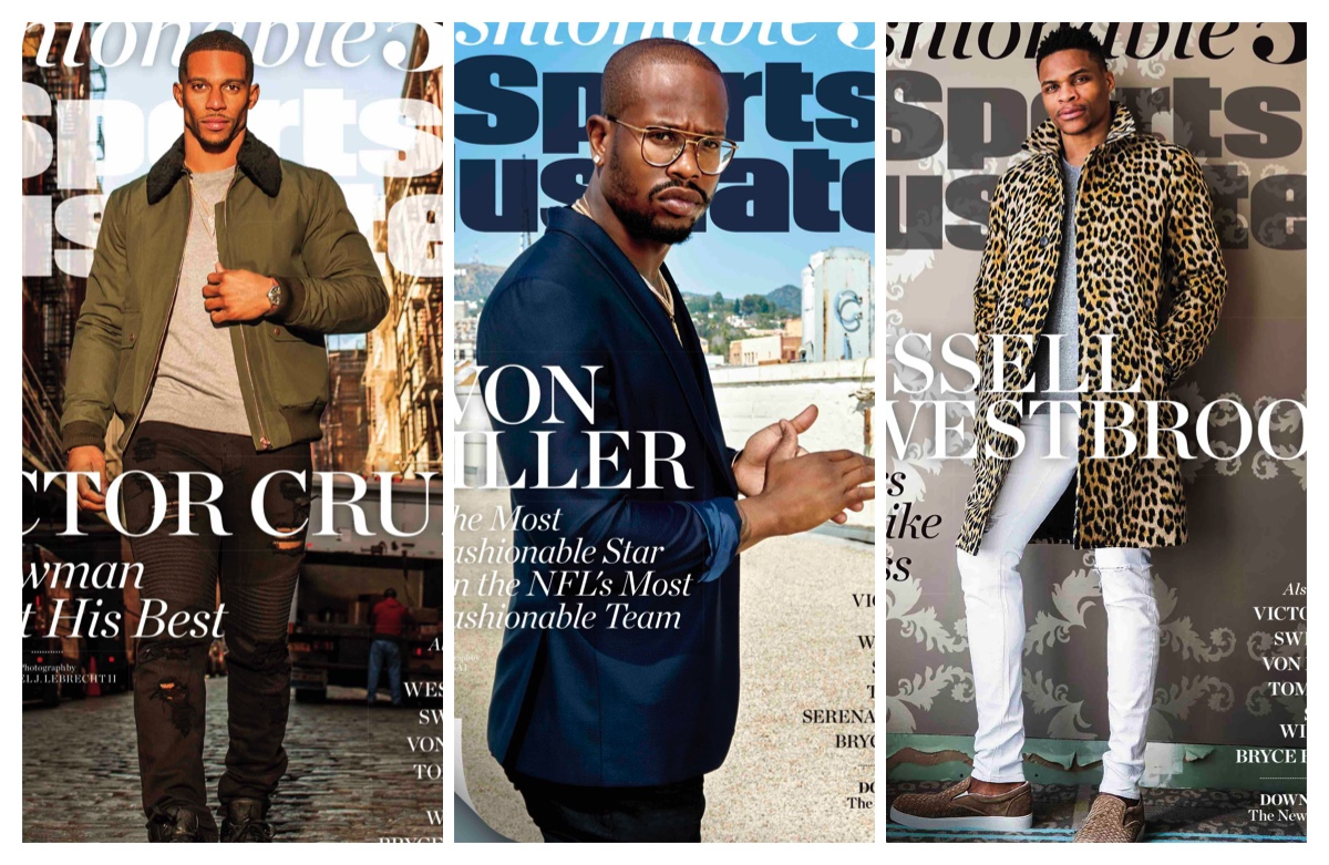 Athletes Fashionable |  Sports Declares Illustrated 50 The