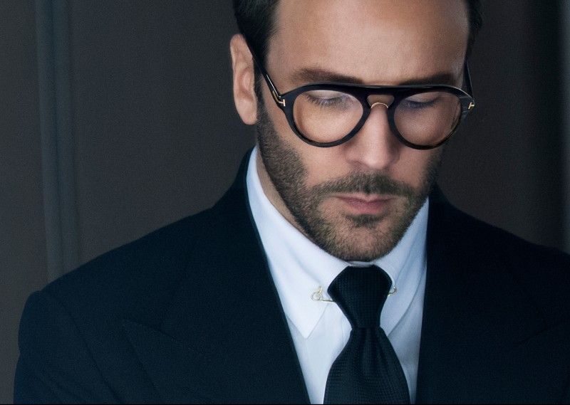 Tom Ford Launches Private Collection Eyewear