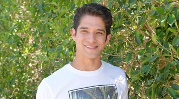 Tyler Posey Celebrates Coachella Style with Forever 21