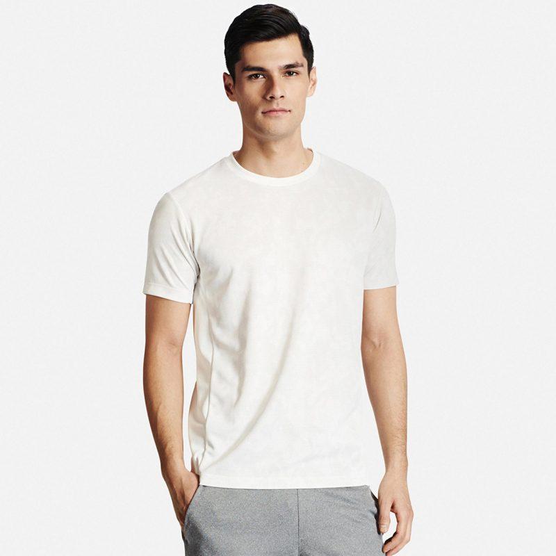UNIQLO DRY EX Crewneck T-Shirt