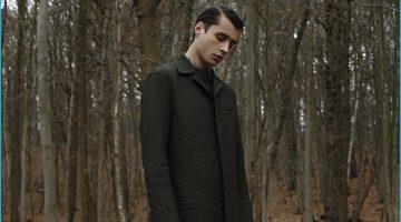 Adrien Sahores Models Carven for Hercules Universal