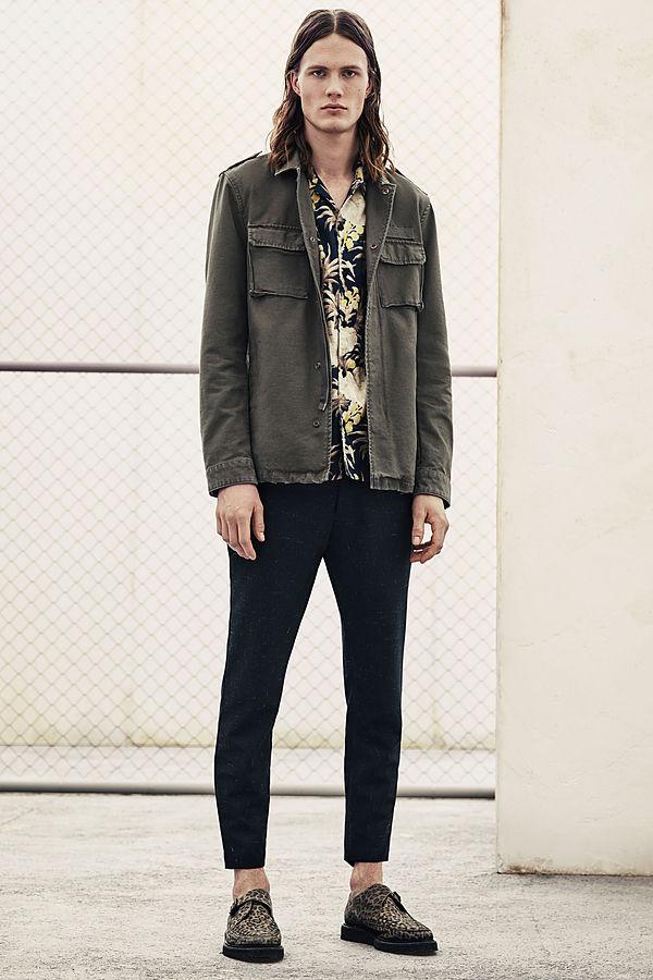 724a86699f4 AllSaints 2016 Men's Summer Styles | The Fashionisto