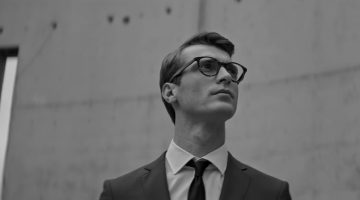 BOSS Taps Clément Chabernaud for Eyewear Campaign
