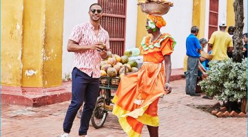 Bonobos Visits Colombia for Stylish Holiday Travels