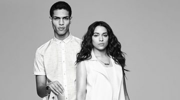 Macy's Cosigns Calvin Klein's Summer Fashions