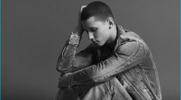 Calvin Klein Jeans Brings Together Denim & Chambray for Latest Styles