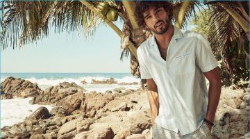 Marlon Teixeira Sports H&M Summer Fashions