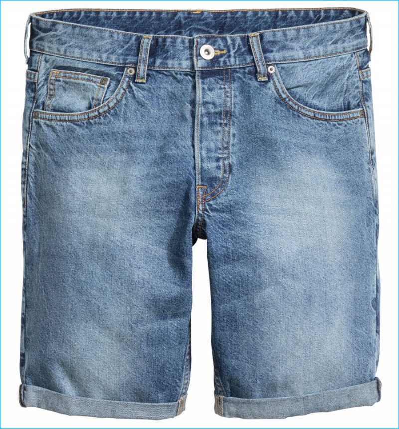 Denim Edit: H&M Stands by Denim Shorts