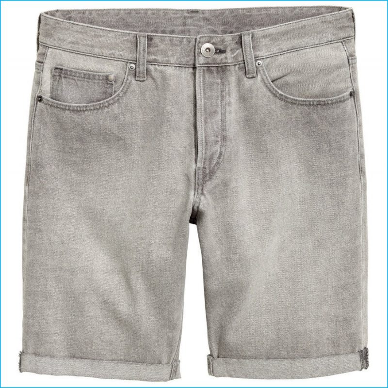 Denim Edit  H U0026m Stands By Denim Shorts