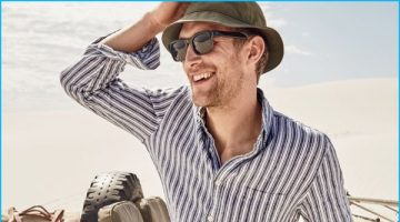 J.Crew Takes to the Desert for Summer Getaway