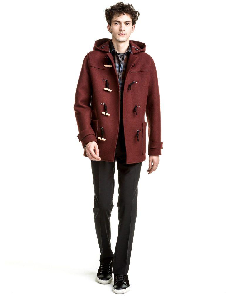 Lanvin Pre-Fall 2016 Duffle Coat
