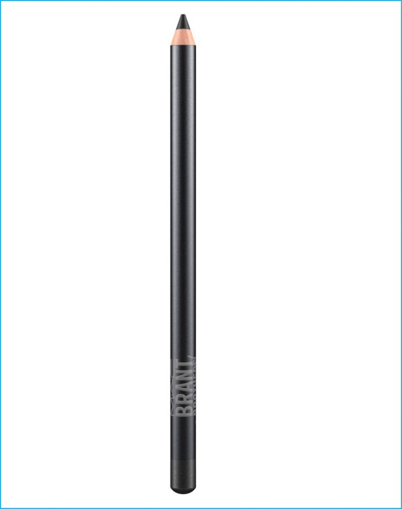 Mac X Brant Brothers Eye Kohl A Soft Pencil Liner To Accentuate The Eyes