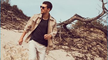 Mango Man Embraces Earth Tones for a Summer Style Adventure