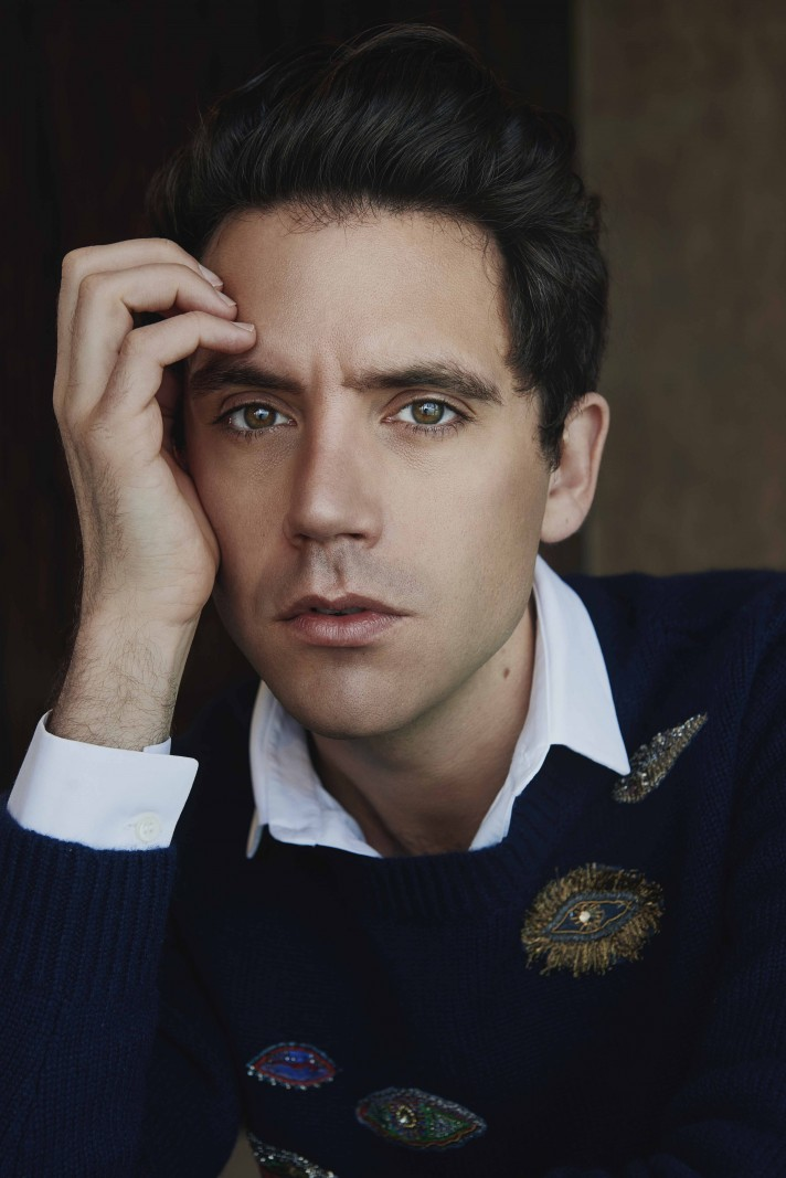 Mika photographed by Raul Docasar for Prestige Hong Kong.