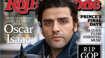 Oscar Isaac Covers Rolling Stone, Addresses Being the 'Internet's Boyfriend'