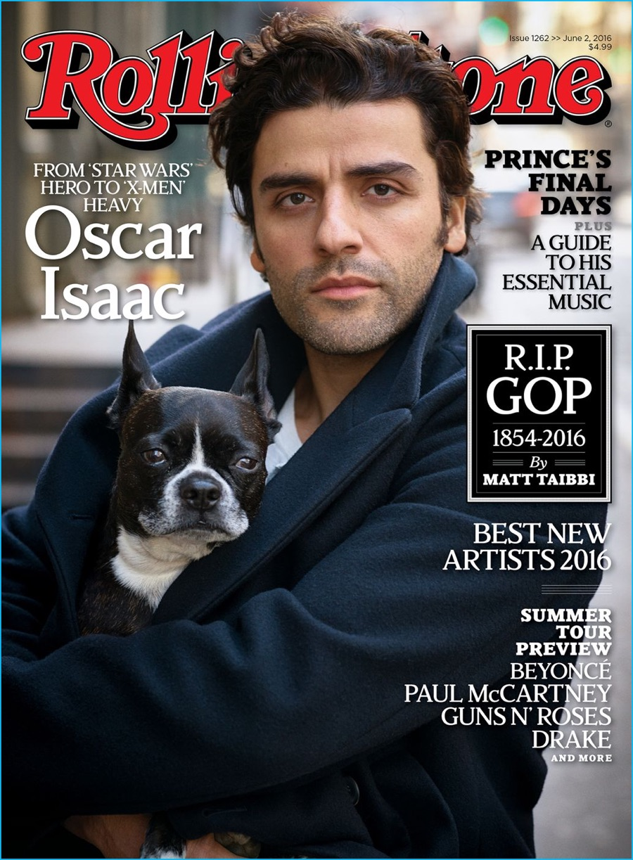 oscar isaac covers rolling stone addresses being the