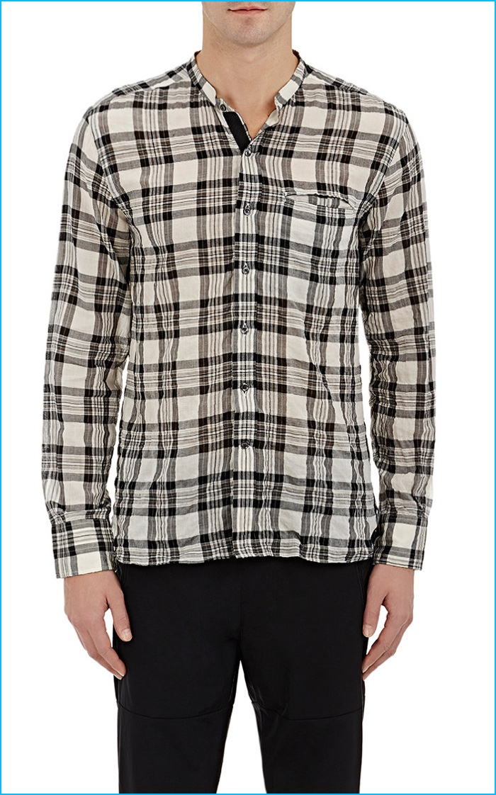 Ovadia & Sons Button-Down Shirt