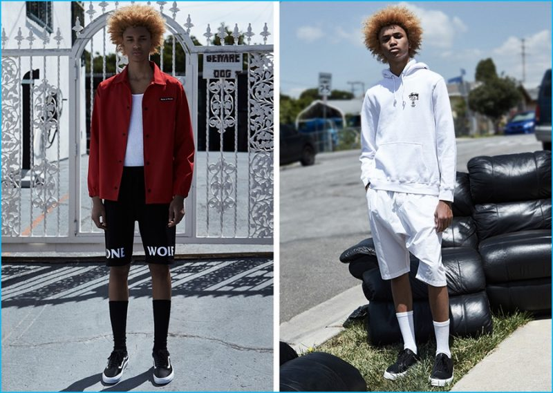 California Street Style Revolve Man Delivers Casual