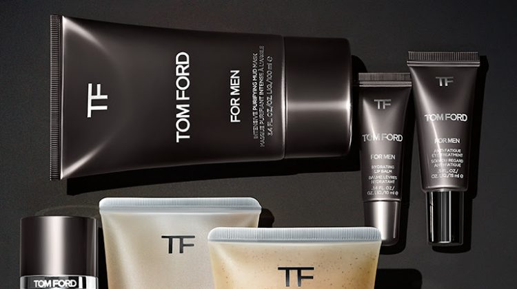 Tom Ford Expands Grooming Line