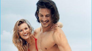 Zara Enlists Jarrod Scott for Swimwear Shoot