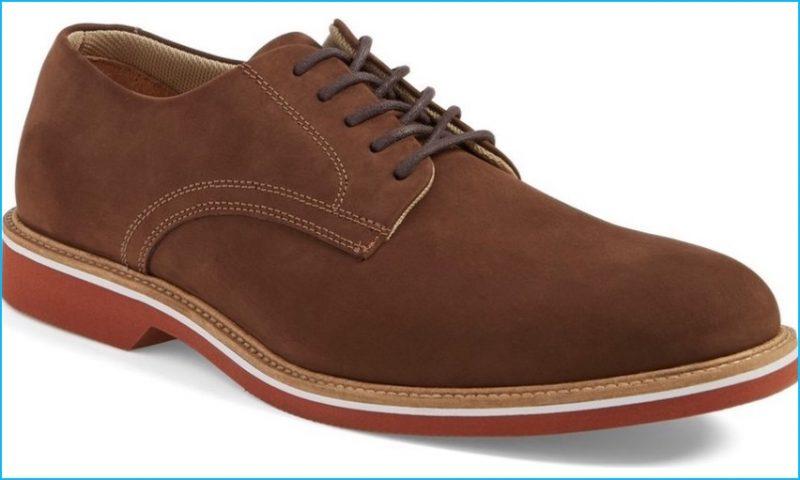 1901 Richmond Buck Oxford Shoe