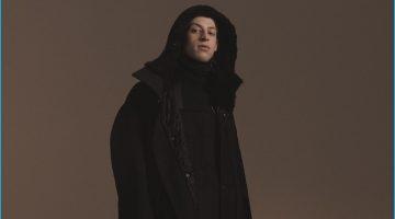 Balenciaga Brings the Drama with Long Fall Silhouettes