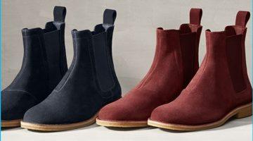 Bottega Veneta Makes a Strong Case for Desert Boots
