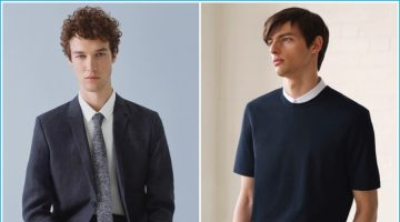 COS Revisits Summer Style with Casual & Tailored Fashions