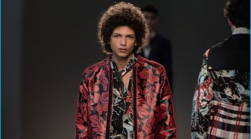 Christian Pellizzari Delivers Tropical Flair for Spring