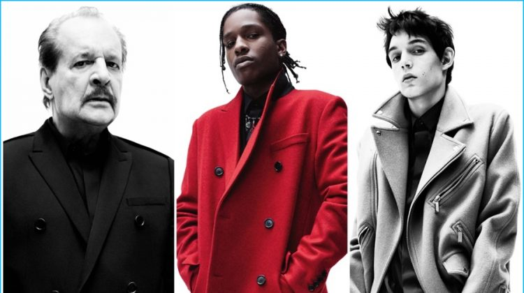 A$AP Rocky, Larry Clark + More Star in New Dior Homme Campaign