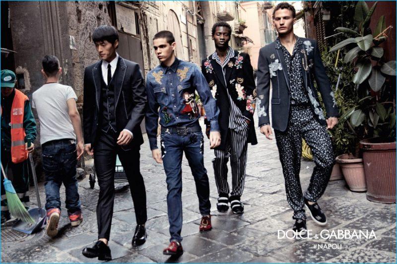 Dolce   Gabbana 2016 Fall Winter Men s Campaign  51d69ed8919