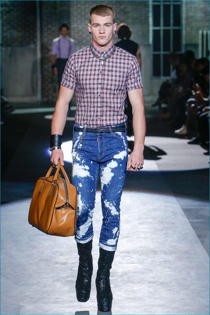 Dsquared Jeans Mens